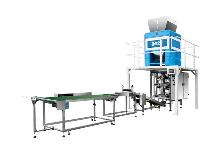 颗粒包装机使用方法与作用
